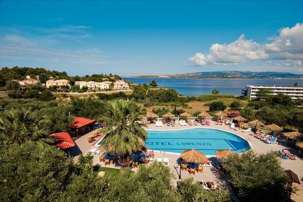 Lorenzo Hotel in Lassi, Kefalonia, Greek Islands