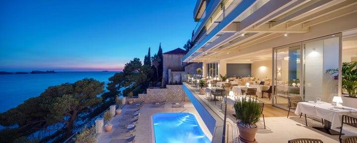 Hotel More in Dubrovnik, Dubrovnik Riviera, Croatia