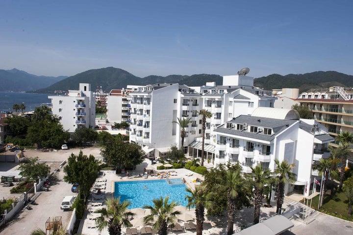 Sonnen Hotel in Marmaris, Dalaman, Turkey