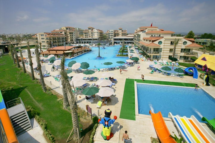 Golden Imperial Resort Hotel (Ex.DionysosHotel) in Colakli, Antalya, Turkey