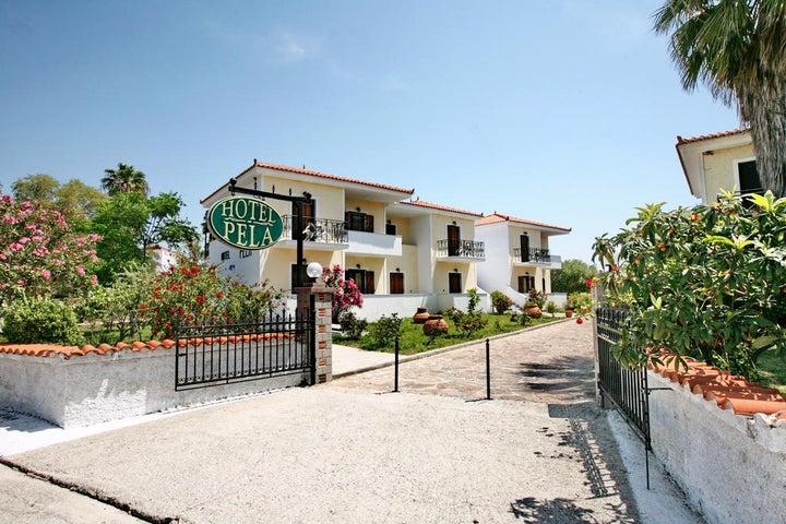 Pela Hotel Lesvos in Skala Kalloni, Lesbos, Greek Islands