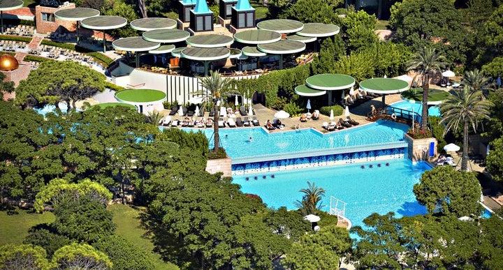 Gloria Hotel Belek Restaurants