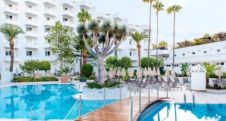 Vulcano Hotel Canary Islands Tenerife Playa De Las Americas