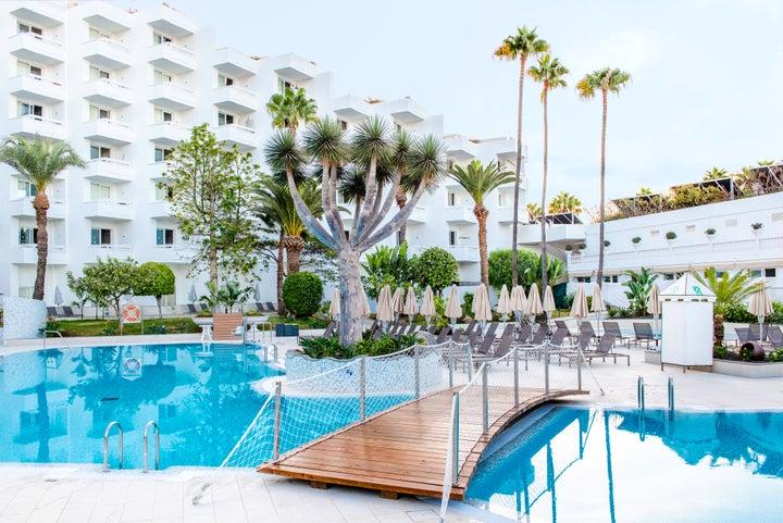 Spring Hotel Vulcano in Playa de las Americas, Tenerife, Canary Islands