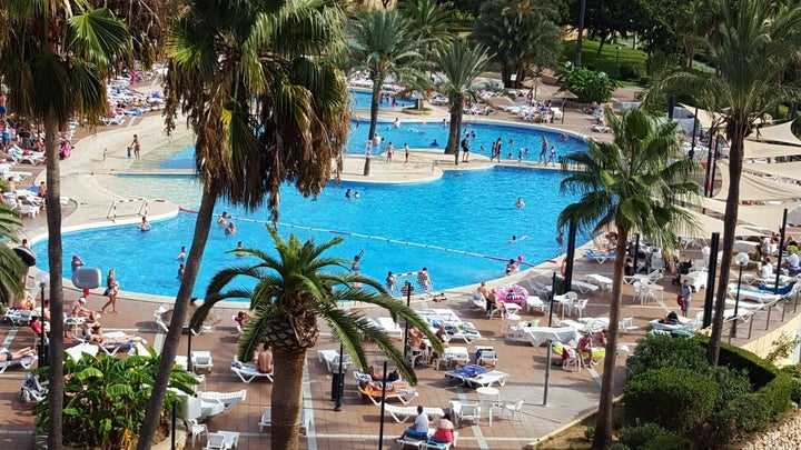 Club Cala Romani Hotel Image 1