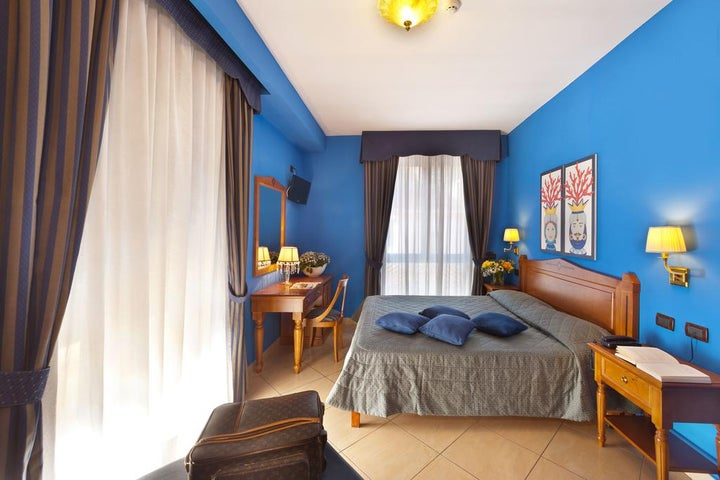 Ulisse Deluxe Hostel in Sorrento, Neapolitan Riviera, Italy