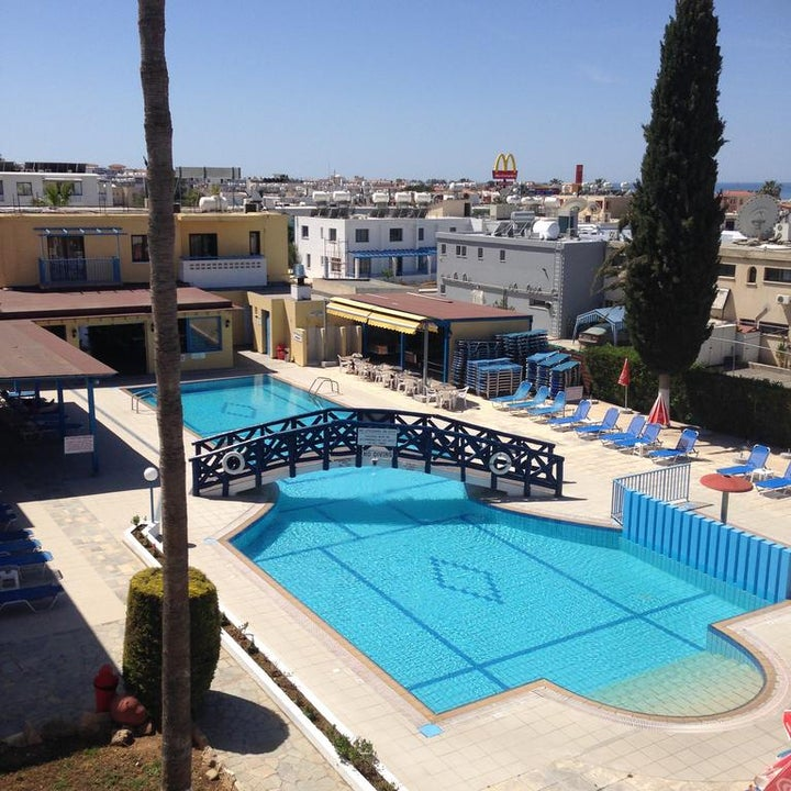 Kefalonitis Hotel Apartments in Paphos, Cyprus