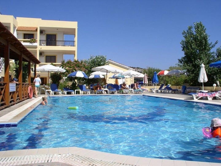 Summer Memories Hotel Apartments Image 2