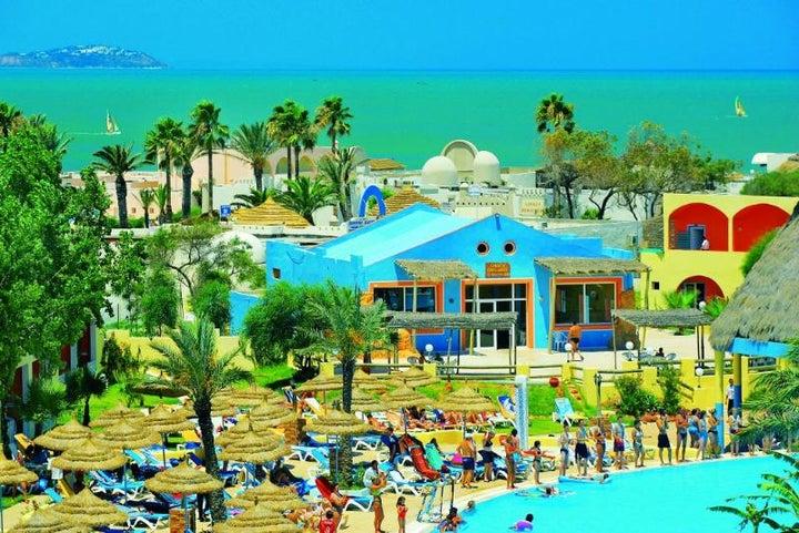 Caribbean World Borj Cedria in Tunis, Tunisia