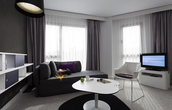 Novotel Suites Malaga Centro in Malaga, Costa del Sol, Spain