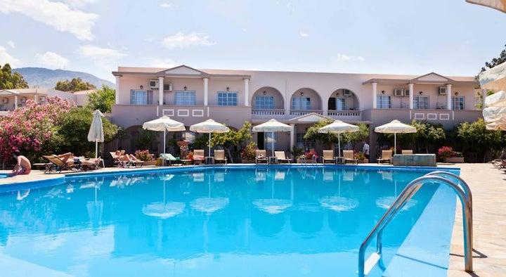 Georgioupolis Beach Hotel in Georgioupolis, Crete, Greek Islands