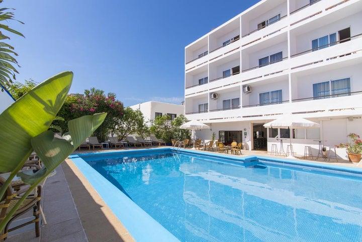 Azuline Mediterraneo Hotel in Santa Eulalia, Ibiza, Balearic Islands