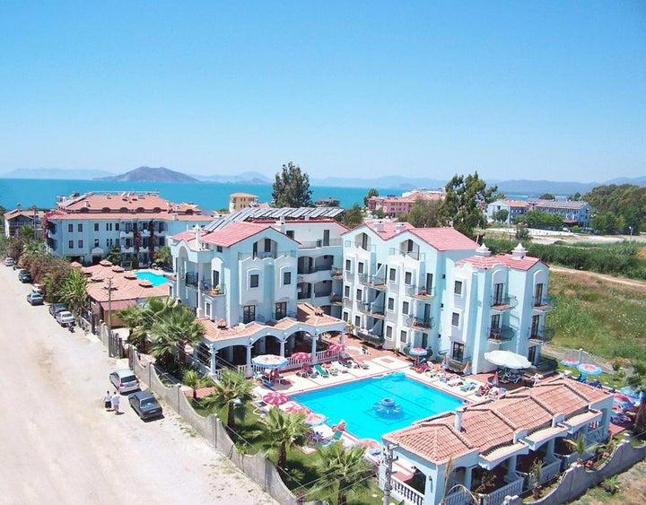 Oykun Hotel in Calis Beach, Dalaman, Turkey