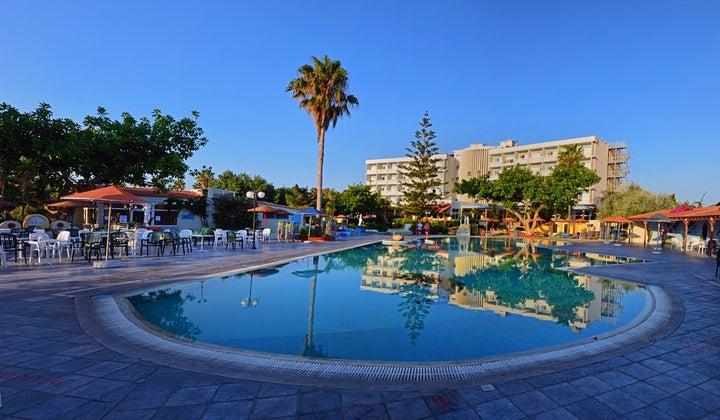 Atlantis Hotel in Lambi, Kos, Greek Islands