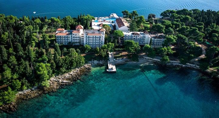 Katarina hotel in rovinj croatia holidays from 291pp loveholidays katarina hotel in rovinj istrian riviera croatia sisterspd
