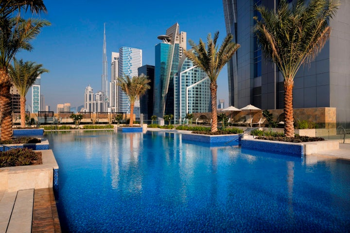 JW Marriott Marquis Hotel Dubai in Sheikh Zayed Road, Dubai, United Arab Emirates
