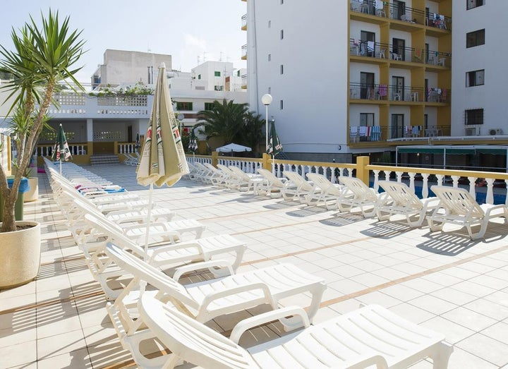 Brisa Hotel in San Antonio, Ibiza, Balearic Islands