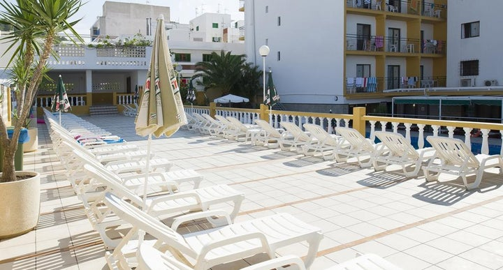 Brisa Hotel In San Antonio Ibiza Holidays From 163 210pp