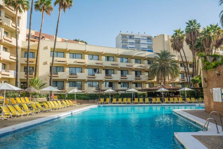 Royal Al Andalus Hotel in Torremolinos, Costa del Sol, Spain