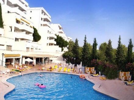 Vista Club Apartments in Santa Ponsa, Majorca, Balearic Islands