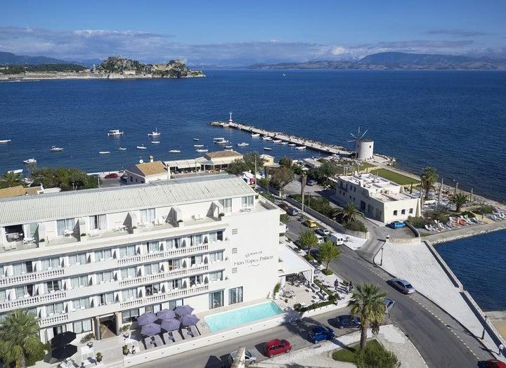 Mayor Mon Repos Palace Art Hotel in Corfu Town, Corfu, Greek Islands
