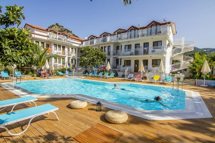 Unsal Hotel in Olu Deniz, Dalaman, Turkey