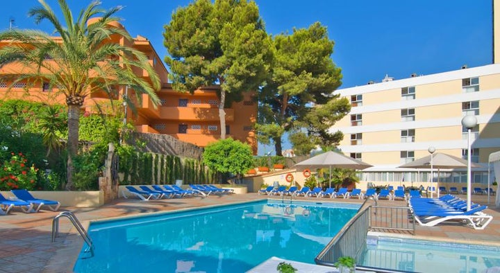 BelleVue Vistanova in Magaluf, Majorca, Balearic Islands