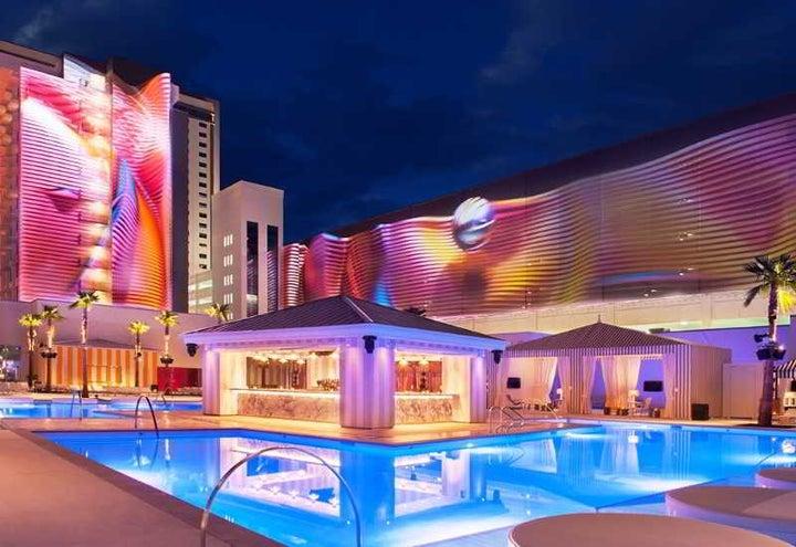 SLS las Vegas Hotel & Casino in Las Vegas, Nevada, USA