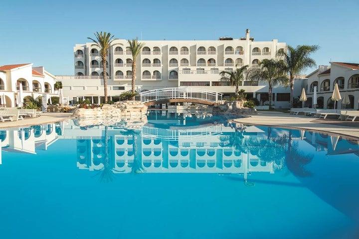 Princess Beach Hotel in Larnaca, Cyprus