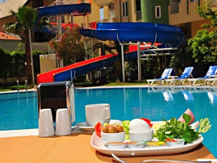 Melissa Garden Side Apartments Hotel in Side, Antalya, Turkey