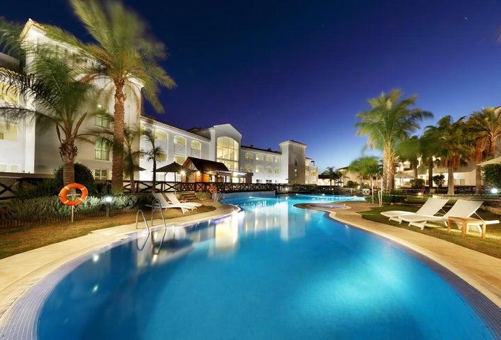 Eurostars Mijas Golf & Spa in Mijas Costa, Costa del Sol, Spain