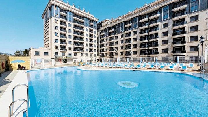 Nuriasol Apartments in Fuengirola, Costa del Sol, Spain