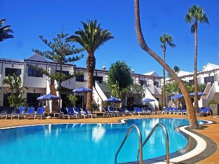 Fayna and Flamingo Apartments in Puerto del Carmen, Lanzarote, Canary Islands