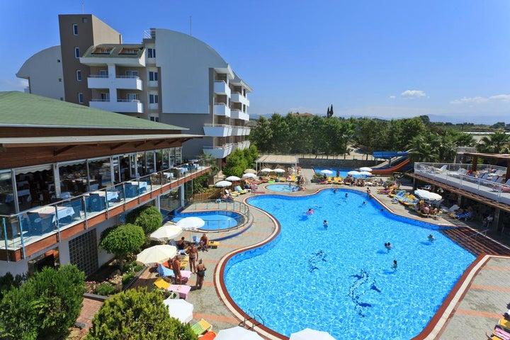 Club Mermaid Village in Turkler, Antalya, Turkey