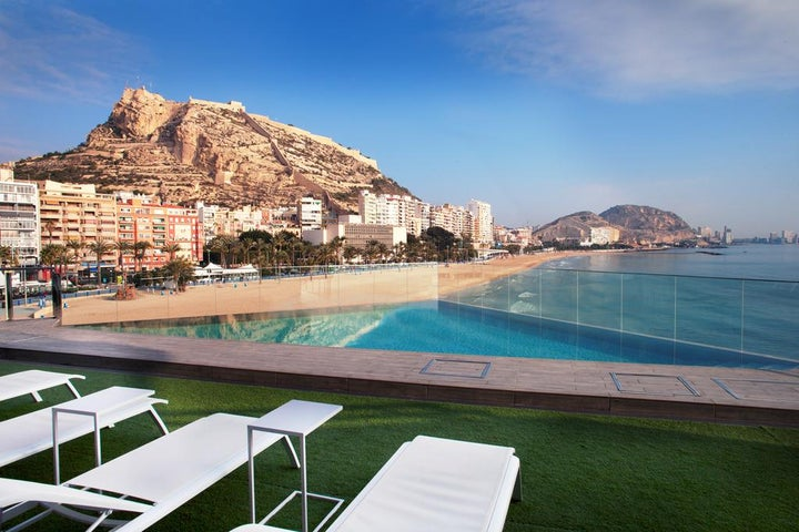 Melia Alicante in Alicante, Costa Blanca, Spain