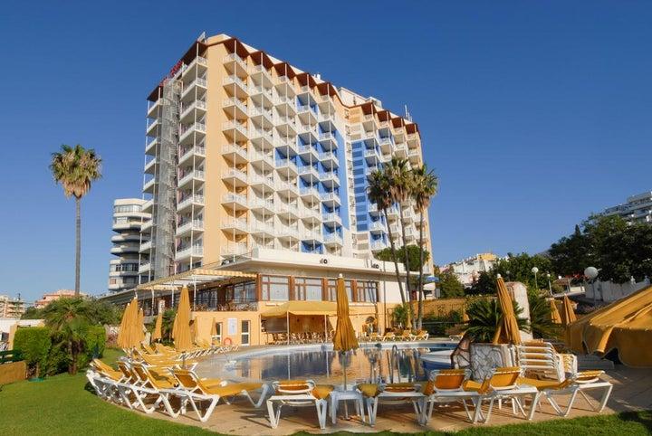Monarque Torreblanca Hotel in Fuengirola, Costa del Sol, Spain