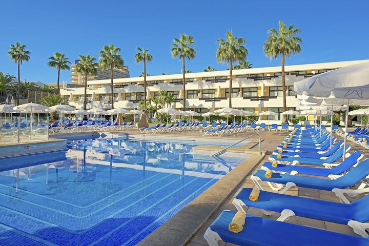 Iberostar Las Dalias Hotel in Costa Adeje, Tenerife, Canary Islands