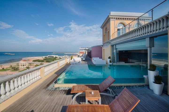 Grand Hotel Palazzo Livorno - Mgallery by Sofitel in Livorno, Tuscany, Italy