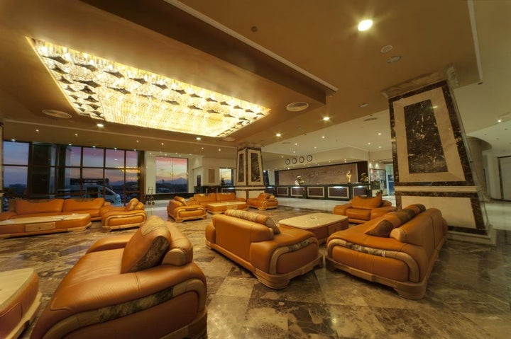 AMC Royal Hotel in Hurghada, Red Sea, Egypt