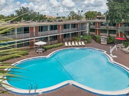 Ramada Kissimmee Gateway in Kissimmee, Florida, USA