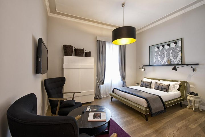 The Independent Suites in Rome, Italy