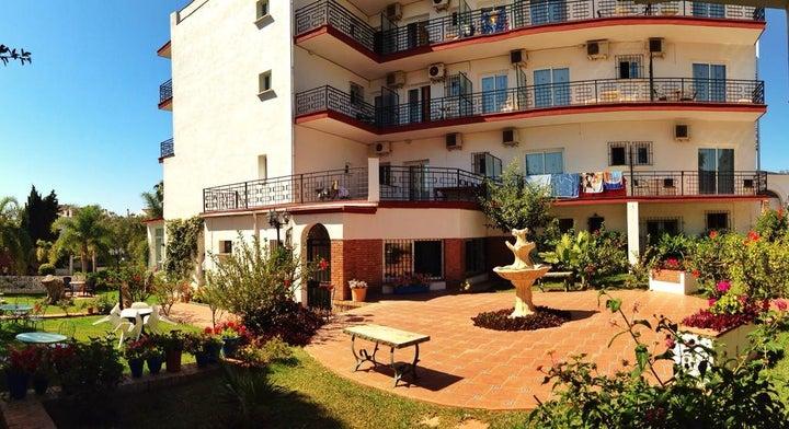 Carmen Teresa Hotel in Torremolinos, Costa del Sol, Spain