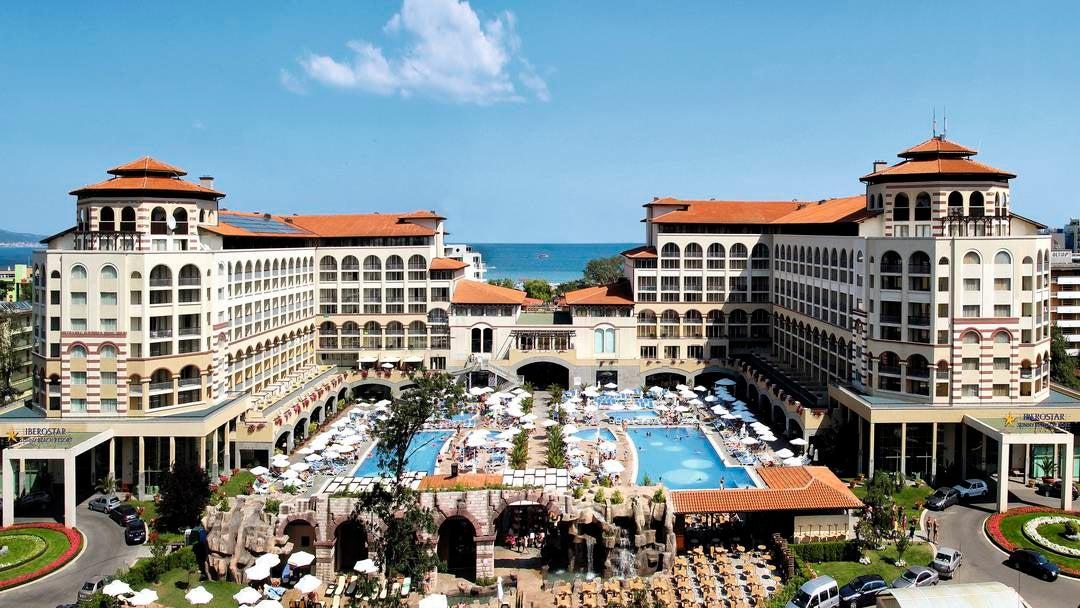 Iberostar Sunny Beach Resort in Sunny Beach Bulgaria Holidays