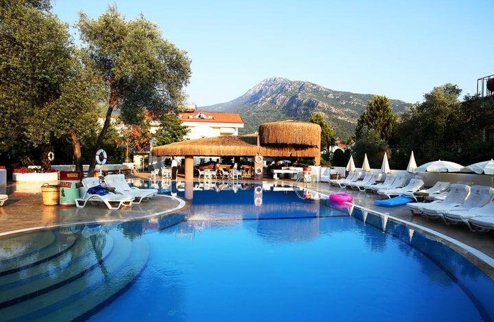 The Pine Hill Hotel And Suites in Olu Deniz, Dalaman, Turkey