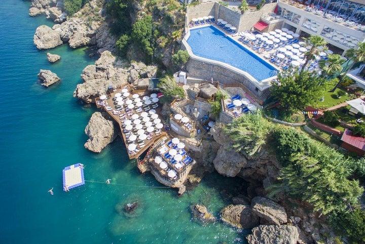 Ramada Plaza Antalya in Antalya City, Antalya, Turkey