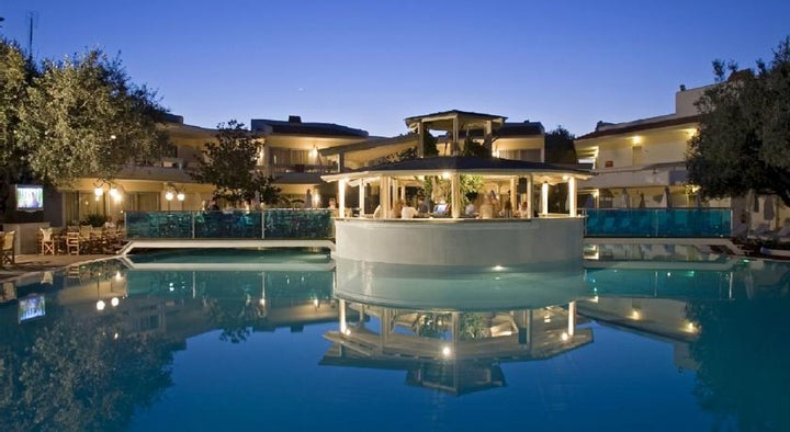 Lydia Maris Resort & Spa Hotel in Kolymbia, Rhodes, Greek Islands