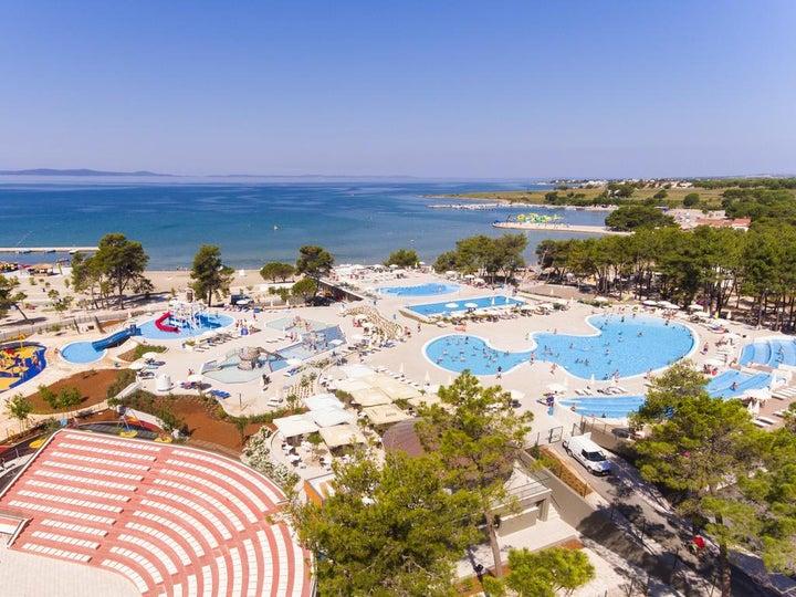 Zaton Holiday Resort in Zadar, Central Dalmatia, Croatia