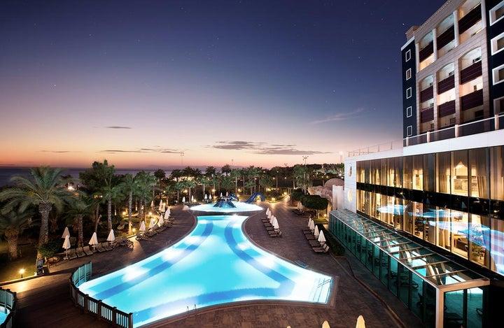 Kamelya Selin Hotel in Side, Antalya, Turkey