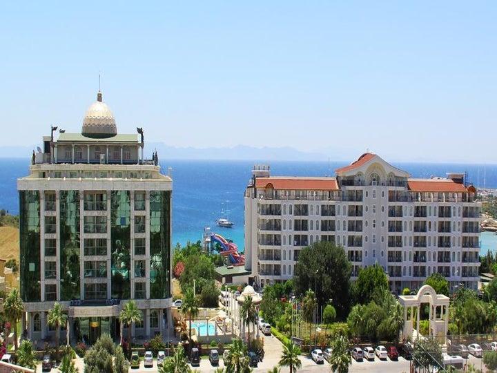 Didim Beach Resort Aqua And Elegance Thalasso Image 69