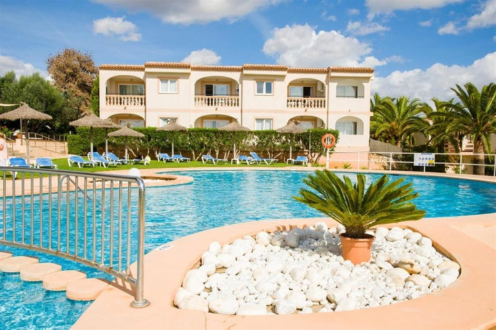 Apartments Sol Romantica in Porto Cristo, Majorca, Balearic Islands